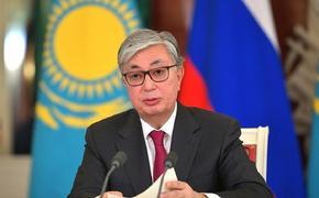 Токаев заявил, что «мир столкнулся с невиданным по своим последствиям испытанием»