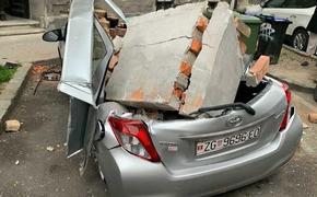 В Хорватии произошла серия землетрясений