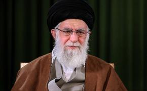 Верховный лидер Ирана отверг помощь США в борьбе с коронавирусом