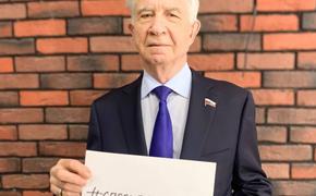 Владимир Евланов принял участие в акции «Спасибо врачам»