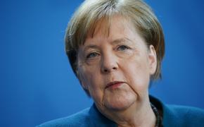 Меркель и Трамп провели телефонный разговор