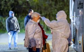 Количество случаев заражения коронавирусом в Германии достигло 48,5 тысячи человек