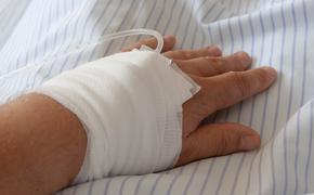 В Санкт-Петербурге скончался пациент с коронавирусом