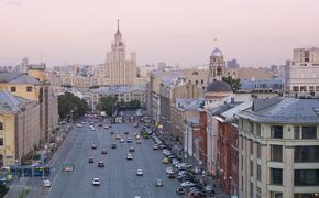 В Москве сегодня ожидается по-майски теплая погода