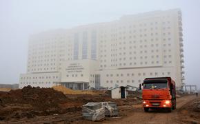 В Симферополе под карантин решено отдать достраиваемый центр РКБ  имени Семашко