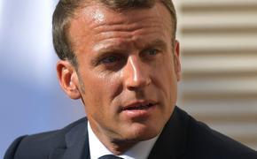 Макрон напомнил  Италии о помощи Франции и призвал  не «опьянеть» от российской помощи с коронавирусом