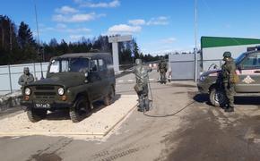В Самарской области прошли военные учения на случай угрозы распространения вирусных инфекций