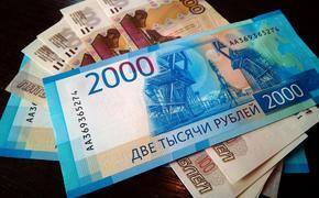 Россиянка попыталась продезинфицировать деньги и лишилась их