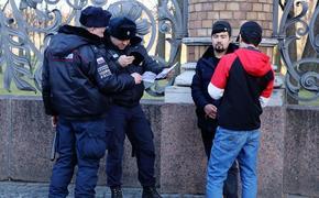 Какие места будет патрулировать полиция Москвы и меры к нарушителям режима