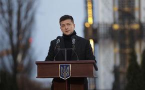 Зеленский рассказал о трех вариантах развития коронавируса на Украине, два из которых не выдержит система здравоохранения