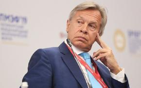 Пушков рассказал о положительной стороне российской помощи Италии