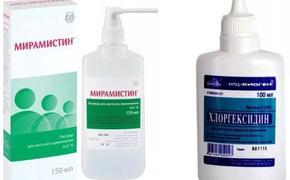 Как и чем заменить антисептик?