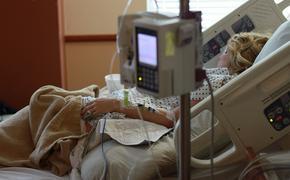 В Минздраве рассказали, сколько заболевших коронавирусом россиян находятся в тяжелом состоянии
