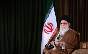 Twitter за что-то наказал аятоллу Ирана