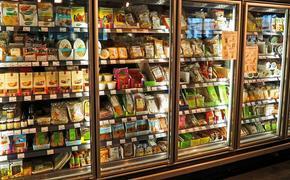 Росстат сообщил о ценах на продукты в конце марта