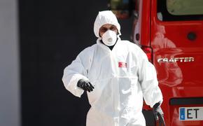 В Испании количество жертв COVID-19 превысило десять тысяч человек
