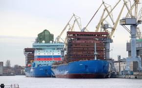 Гребной электродвигатель на атомном ледоколе «Арктика» восстановлению не подлежит