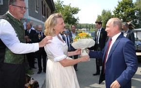 Карин Кнайсль обвинила мужа в рукоприкладстве