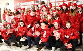 «Волонтёры – герои России»