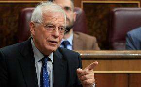 Глава дипломатии ЕС высказался за ослабление всех санкций на фоне пандемии