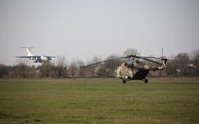 Самолеты ВСК прибыли в Сербию на войну с коронавирусом