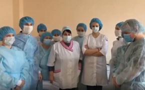«Мы, сотрудники Покровской больницы, обращаемся за помощью в СМИ. У нас нет лекарств, нет средств защиты», сообщают медики