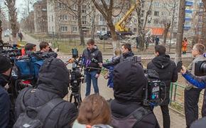 Два подъезда после взрыва в доме в Орехово-Зуеве признаны аварийными и будут восстановлены