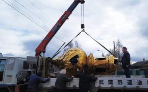 В Калужской области упал купол храма: «Это знак для нас, безбожников»