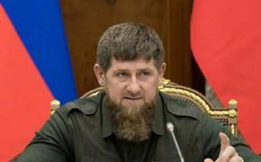 Кадыров оценил избиение нарушителя режима самоизоляции