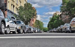 В России предложили сделать бесплатной парковку на время нерабочих дней из-за коронавируса