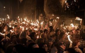 Церемония схождения Благодатного огня состоится 18 апреля при ограниченном числе участников