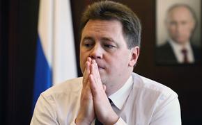 Экс-губернатор Севастополя  не подчинился  требованиям полиции, обматерил сотрудников, за что и был задержан