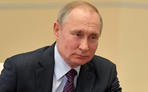 Путин пожелал заболевшему COVID-19 премьеру Великобритании скорейшего выздоровления