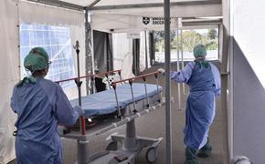 Итальянские исследователи назвали предсказывающий смерть от коронавируса симптом