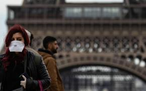 Кризис Пятой Республики. О коронавирусной ситуации во Франции