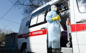 В Москве за сутки зарегистрировали 697 заразившихся коронавирусом
