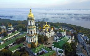 Украинские церкви уходят на карантин, а Пасха будет дома