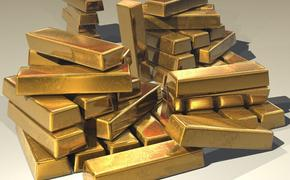 Цена золота подскочила до максимума за восемь лет