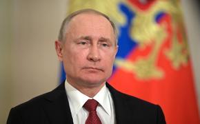 Путин: ближайшие недели будут определяющими в ситуации с распространением COVID-19 в России