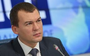 Михаил Дегтярев считает, что «пора заканчивать с поддержкой выездного туризма»