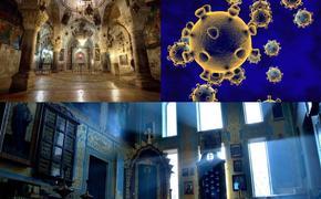 РПЦ и коронавирус: священники против закрытия храмов