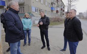 Мэр Южно-Сахалинска проехал по городу с инспекцийей