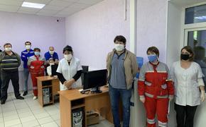 В Адыгее медики скорой помощи пожаловались на отсутствие выплат за работу с больными COVID-1