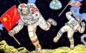 Китайцы могут оказаться на Луне быстрее американцев