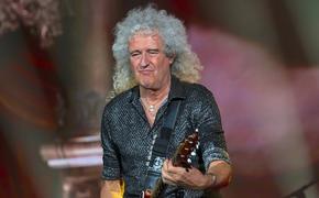 Гитарист Queen Брайан Мэй перенес инфаркт после серьезной травмы, полученной во время работы в саду