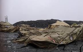 Отрапортовали, а как камеры выключили, все развалилось. В Красноярске ветром снесло полевой лагерь для коронавирусных больных