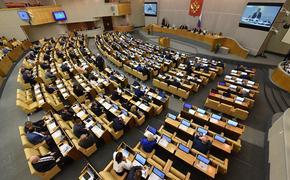 В российской Госдуме назвали единственный сценарий прекращения войны в Донбассе