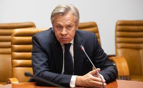 Пушков оценил нелестное высказывание Шредера об украинском после