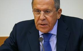 Лавров рассказал о запрете западных стран просить помощь у России