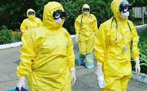 В Костромской области поставлен антирекорд по ежесуточной заболеваемости коронавирусом